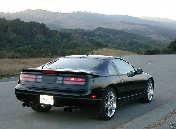 90-96 Nissan 300zx .. I will always love this car