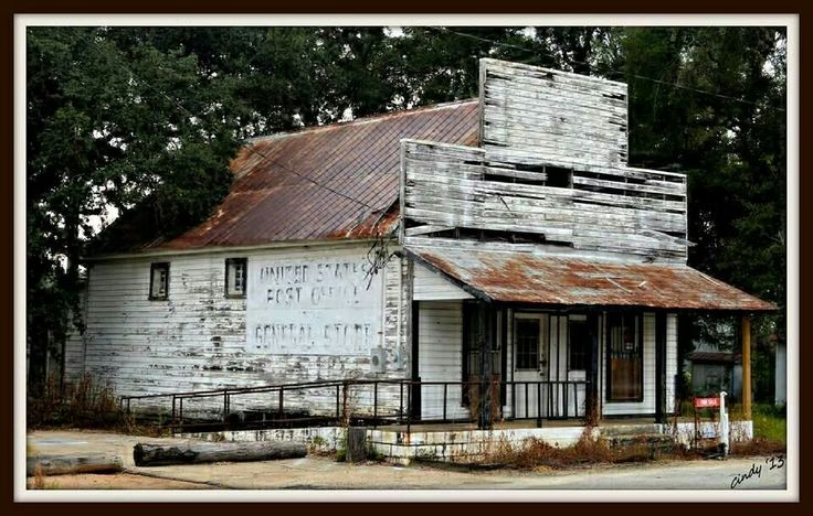 Old Post Office In Decatur Co Ga Amazing Photos