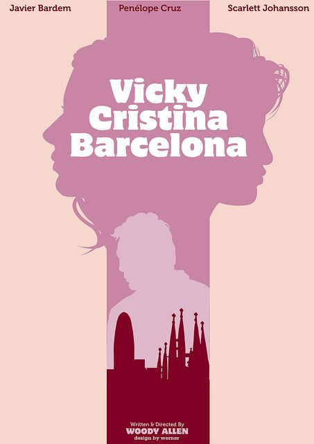 Vicky Cristina Barcelona (2008) by wernercross, via Flickr