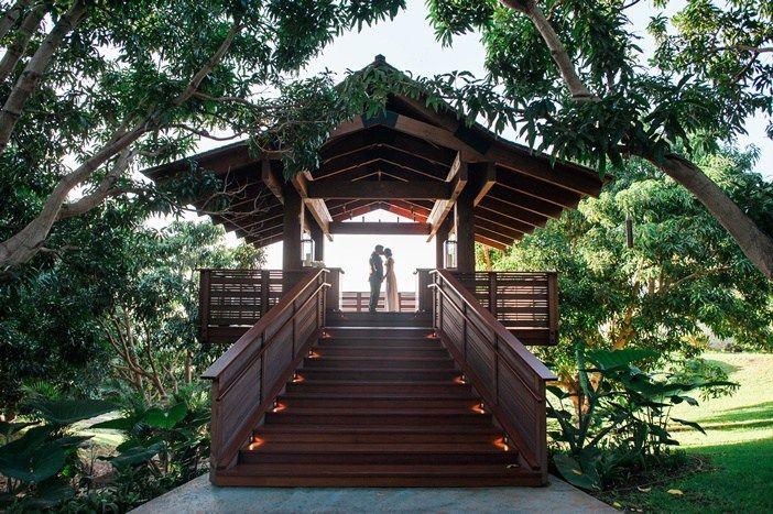 A Romantic Treehouse Elopement | Nancy Jake