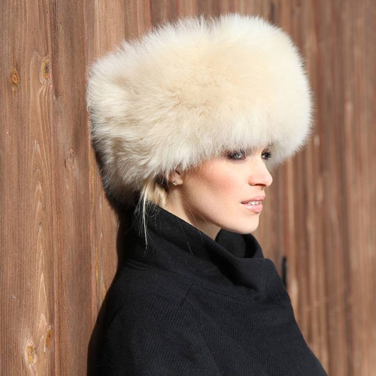 luxury fur hats for women by perilla | notonthehighstreet.com