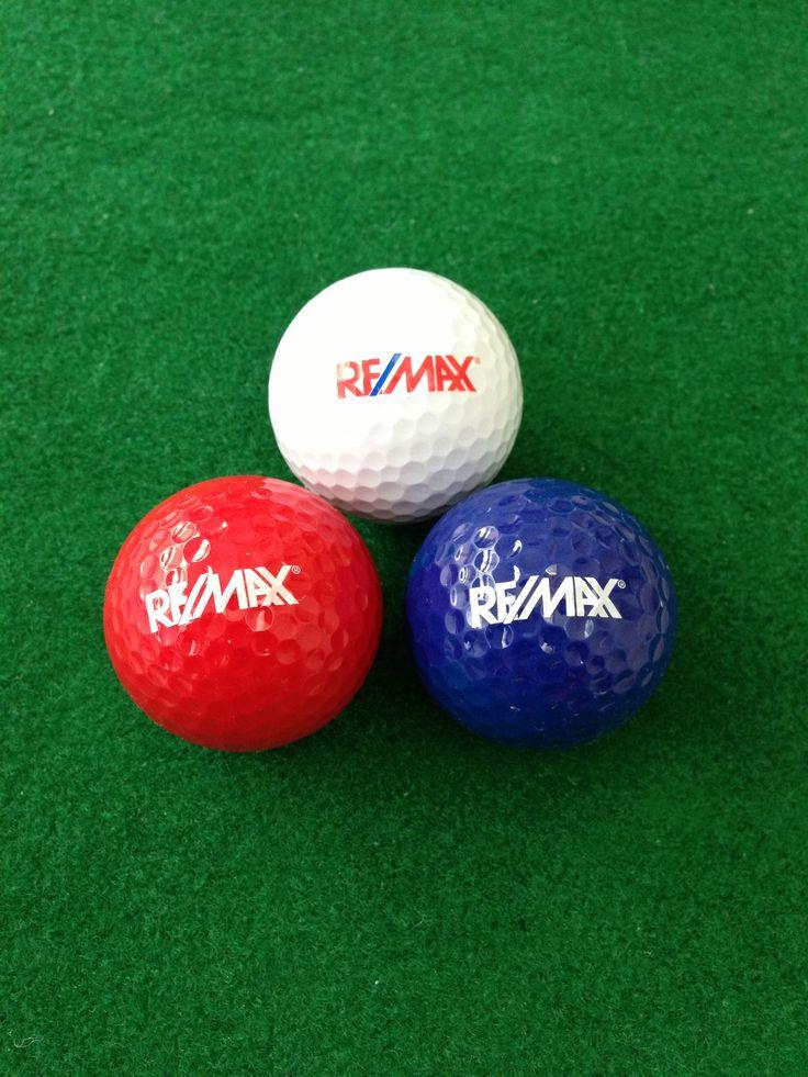 Re/Max golf balls.....