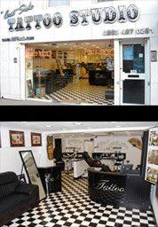 East Side Tattoo Studio location