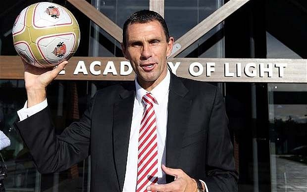 Gus Poyet is Sunderland's new manager, the club's sixth in five years