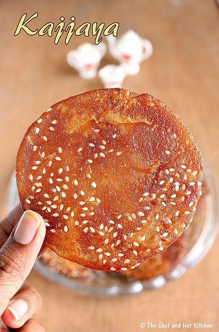 THE CHEF and HER KITCHEN: Ariselu | Adhirasam | Kajjaya | Athirasa Recipe - Diwali Sweets Recipes 2012