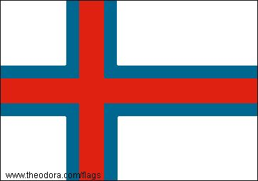 Flags of Faroe Islands - geography; Italian Flags, Faroe Islands Map, Farrow Islands Economy, Geography, Climate, Natural Resources