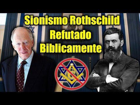 La Falsa Doctrina del Sionismo Cristiano Refutada con la Biblia ... ¿Crees que los Judíos que rechazan a Jesús son el pueblo elegido de Dios en nuestros días...