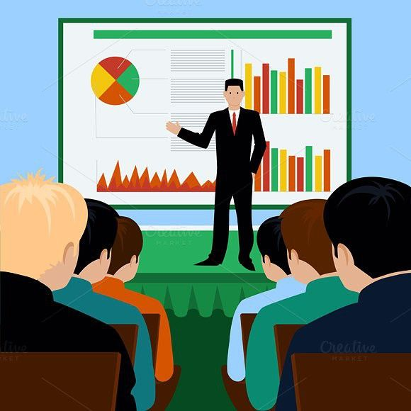 Concept for business meeting. Business Infographic. $5.00