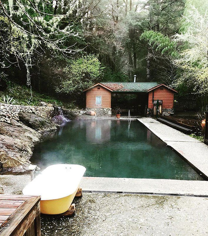 The Best Hot Springs in California: Big Sur, Ojai, and beyond