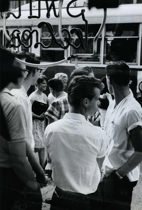 The Age Of Adolescence Joseph Sterling Photographs 1959-1964.