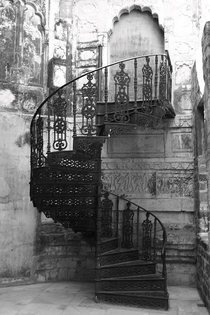 I adore Spiral Staircases!