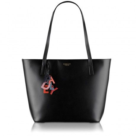 De+Beauvoir,Large+Zip-top+Tote+Bag