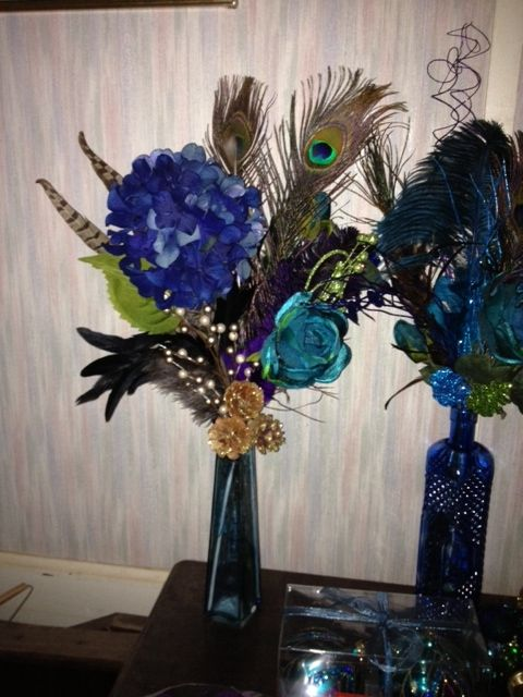 wedding ideas using peacock feathers 47 best images about flowers on feathers 28339