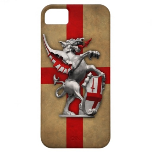 City of London Dragon iPhone 5 Case $42.30