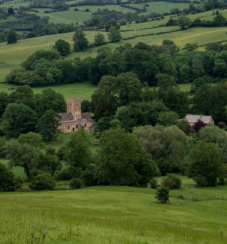 bellasecretgarden: Cotswolds, England by howard-sherwood on Flickr