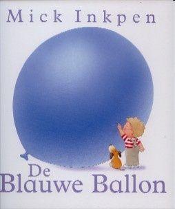 Boekenhoek: de blauwe ballon
