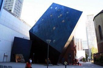 San Francisco, Contemporary Jewish Museum (ampliamento di Daniel Libesiknd, 1998-2008)