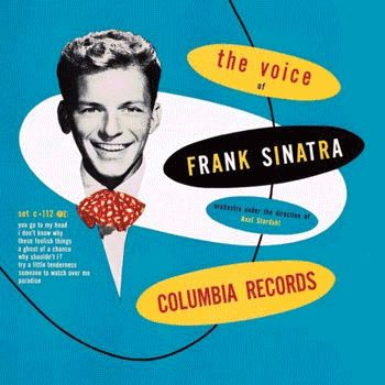 Frank Sinatra album covers #tbt #throwback_thursday #gifs
