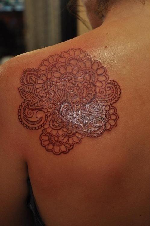 Brown Henna Tattoo: 12 Best Henna Brown Tattoo Images On Pinterest