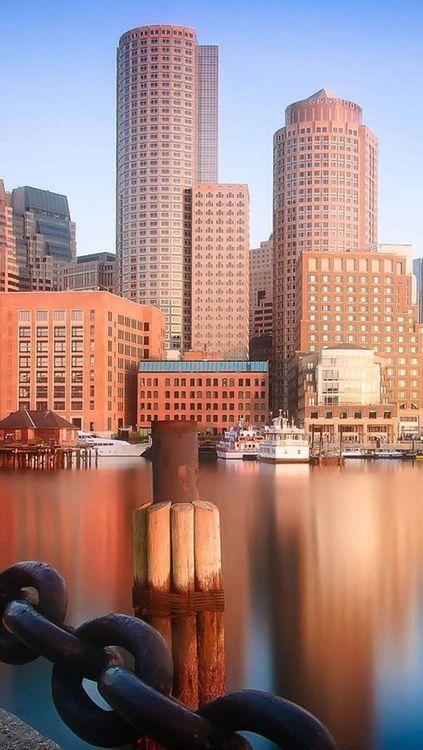 Boston, Massachusett lovely architecture