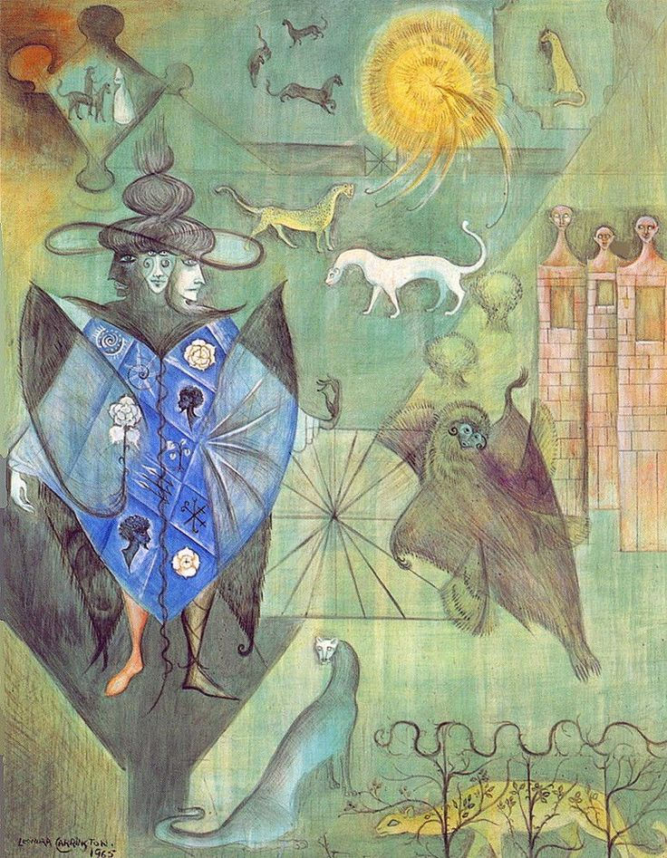 Leonora Carringtonen.wikipedia.org/wiki/Leonora_Carrington