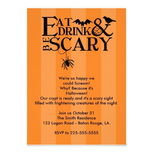 The 116 best exceptional halloween invites images on pinterest halloween party custom invitations 200 stopboris Images