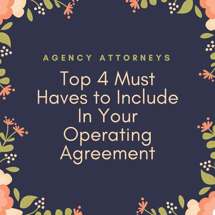 7 best Law images on Pinterest Law, Business organization and - business operating agreement