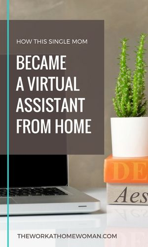 How This Single Mom Became A Virtual Assistant From Home