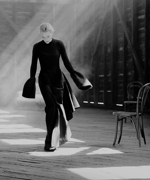 Cate Blanchett photographed by Will Davidson, 2015