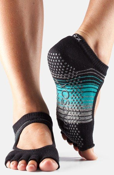 ToeSox 'Bella' Half Toe Gripper Socks   Nordstrom
