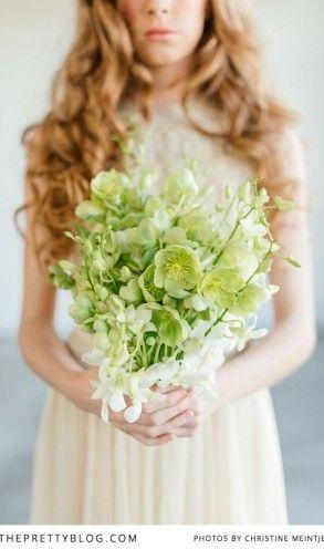 Light green bouquet | Photography: Christine Meintjes, Flowers: @Heike le Cordeur