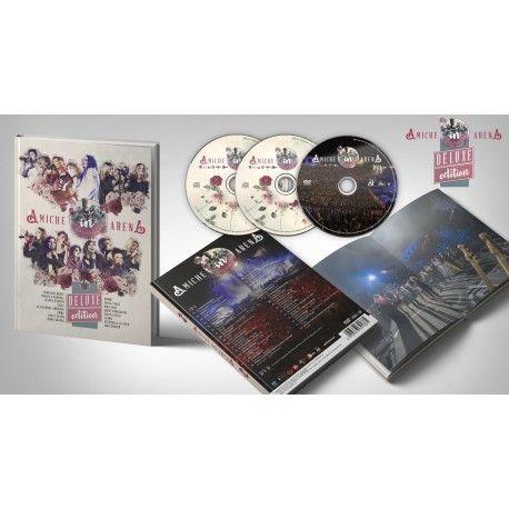 Amiche In Arena - Deluxe Edition - 2 CD + DVD + Libro Fotografico