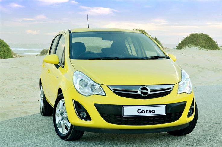 Our little Opel Corsa 1.4 turbo