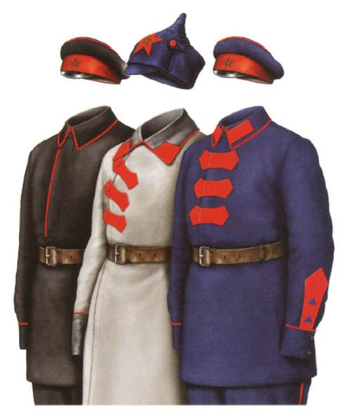 "Studio ""Siberia"" forum --- Forum: Russian Civil war / Гражданская война в России --- Thread: CHEKISTS. Uniforms of the GPU-OGPU. 1922-1934"