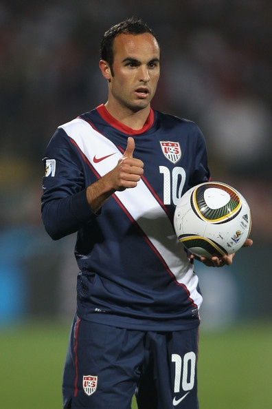 "Fact:  Landon Donovan.  Let's make the rest of the world call it ""Soccer"" too."
