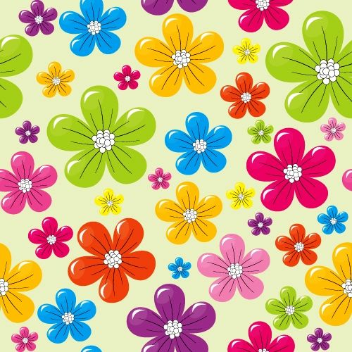 Fondos Florales Vectorizados - Buscar Con Google | FONDOS ...