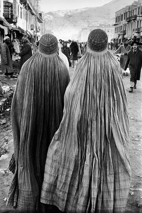 """Afghanistan"" 1956, photo by French photographer MARC RIBOUD (born 1923)"