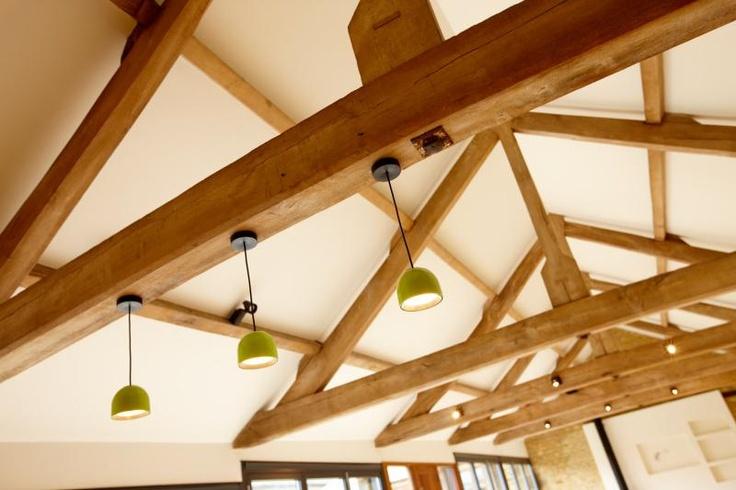 Barn conversion lighting