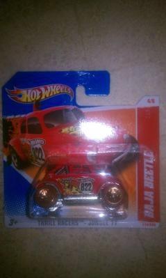 HotWHeels Baja beetle free shipping
