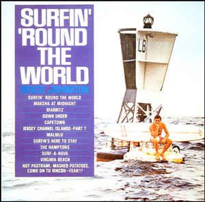 Bruce Johnston - Surfin' 'Round The World (CD, Album) at Discogs