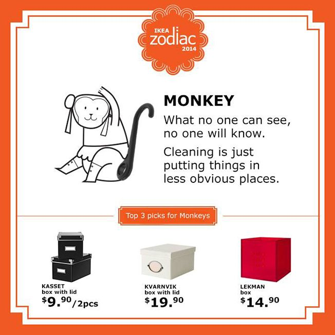 Ikea App Makes Shopping Suggestions Based on Your Chinese Zodiac Sign | Adweek