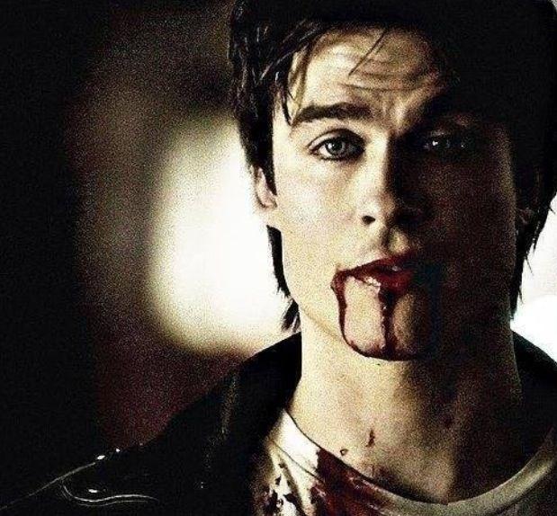 Damon Salvatore   Ian Somerhalder   The Vampire Diaries