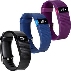 Buy Fitbit Charge HR Activity and Heart Rate Tracker Choose Large/Small