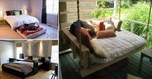 16 idées géniales pour embellir votre lit