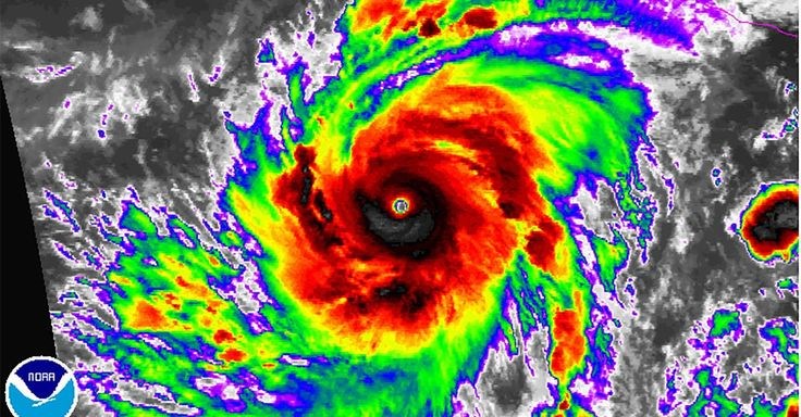 The planet's sixth category 5 hurricane is about to form in the eastern Pacific Ocean: Hurricane Blanca.