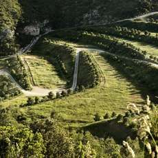 Landscape restoration of the Vall d'en Joan landfill site - Architizer
