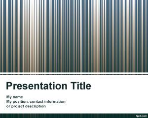 719 best abstract powerpoint templates images on pinterest ppt free modern barcode powerpoint template is an abstract powerpoint theme background for presentations that has a toneelgroepblik Image collections