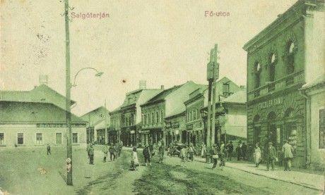 Salgótarján/régi képek