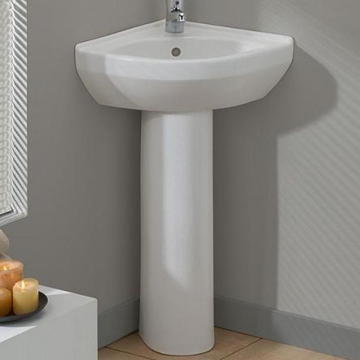 Lovely Best Pedestal Sink for Small Bathrooms