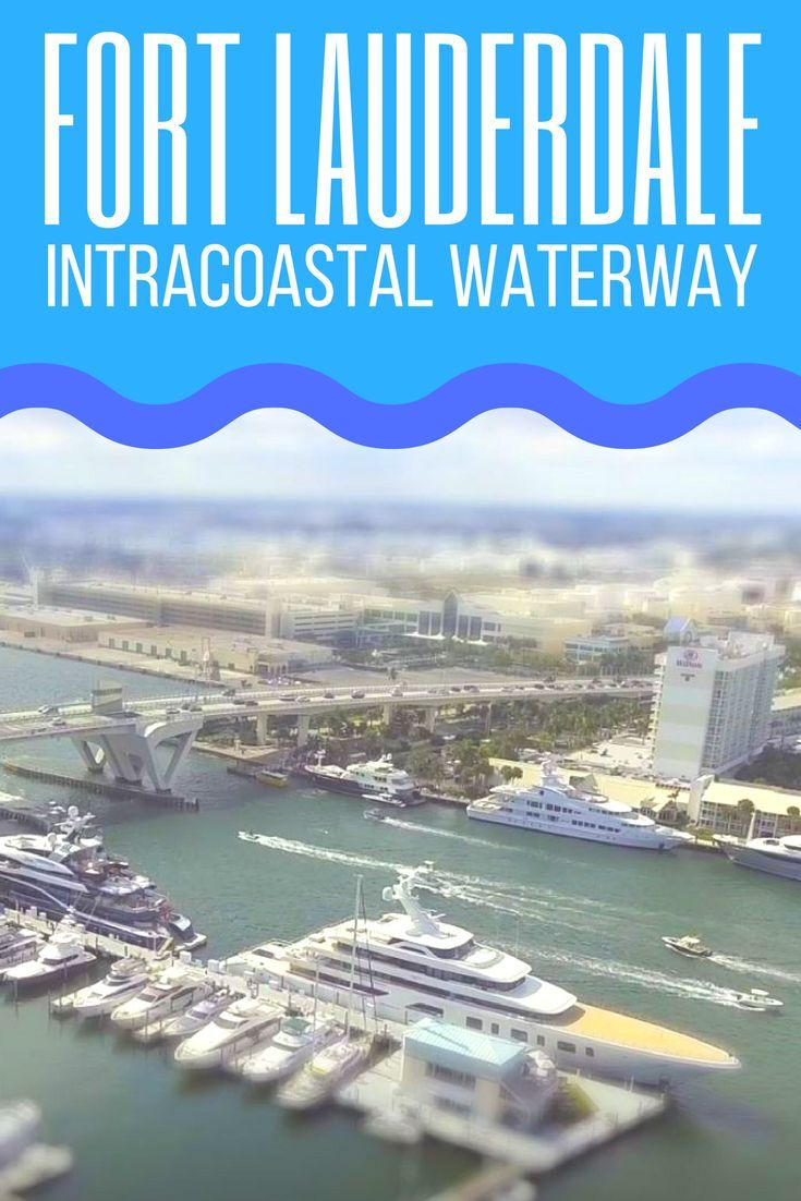 Explore the Intracoastal Waterway and canals that have led people to